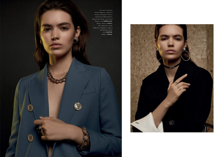 Мастер-класс по Fashion фотографии Баурджана Бисмильдина