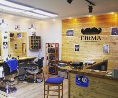 Мужская парикмахерская (барбершоп) Firma