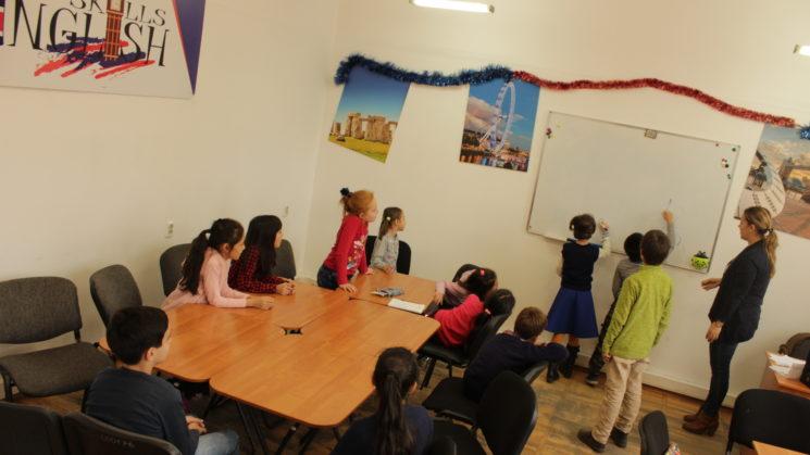 Детский английский клуб Алматы / Almaty Kid club