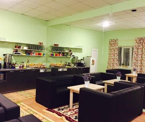 Антикафе «Game Cafe»
