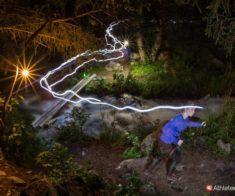Ночной забег Tun Run 2017