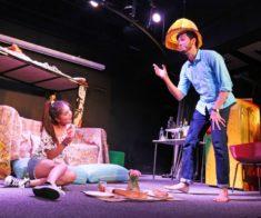 Бродвейская история любви. «Эти свободные бабочки»
