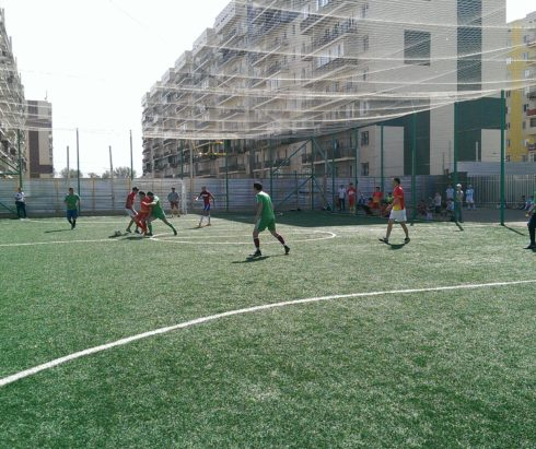 Футбольное поле «Асыл-Арман»