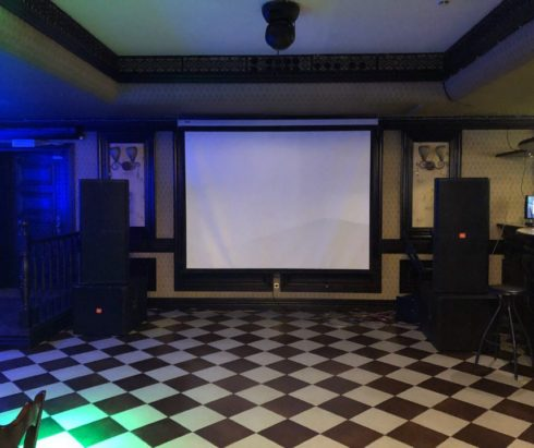 Караоке бар «Al capone»