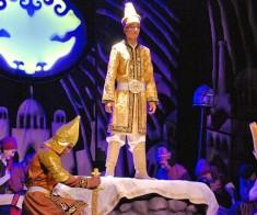 Спектакль «Золотой человек»