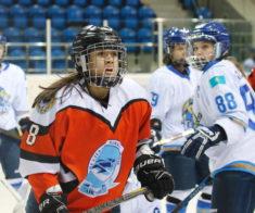 3-й тур Чемпионата по хоккею среди женских команд