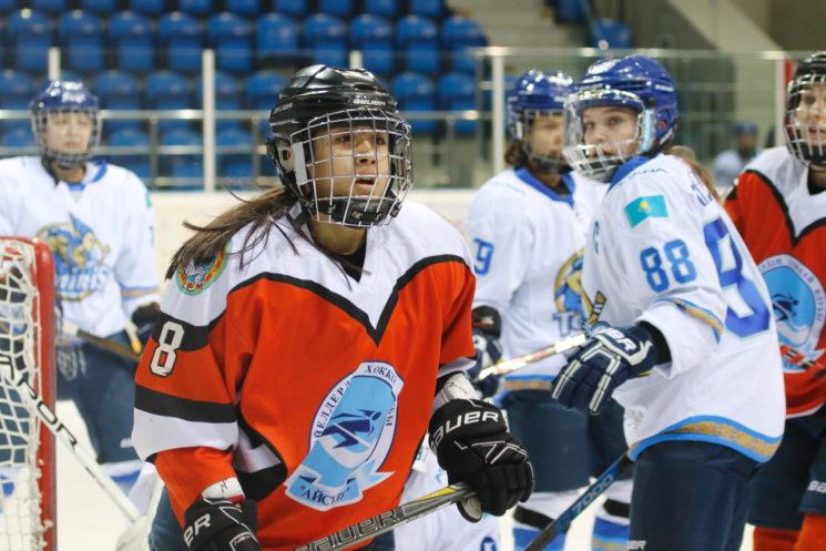 3 тур Чемпионата по хоккею среди женских команд
