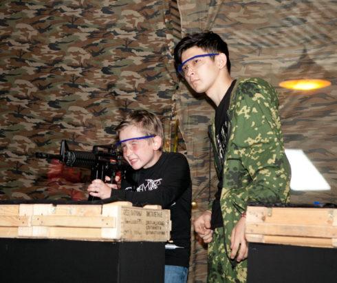 Стрелковый клуб СПЕЦНАЗ