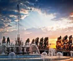 Парк имени Первого Президента