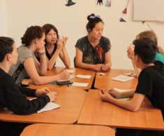 English club для школьников  6-11 классы