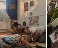 """""""Ярт-каникулы"""" — творческий психологический лагерь для детей"""