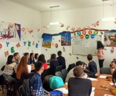 Английский дебатный клуб для школьников