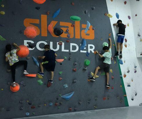 Skala Boulder (Боулдеринг Алматы)