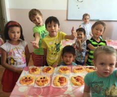 Дневной лагерь для дошкольников