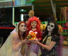 Halloween в парках Happylon!