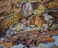 Выставка живописи Леонида Зеленского «Цветное, живое, вечное»