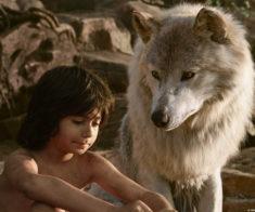 Показ фильма «Книга джунглей» на английском языке