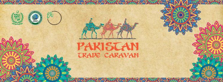 """Выставка """"Торговый Караван Пакистана"""""""