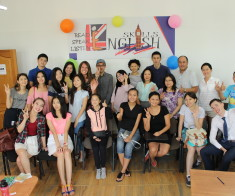 English Speaking & Debate club Almaty