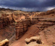 Поездка в Чарынский каньон (28 марта)