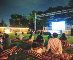 Городская кино-среда