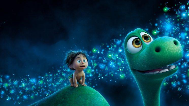 Показ фильма «Хороший динозавр» на английском языке