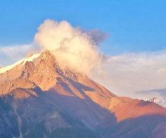 Восхождение на пик Советов (4317 метров)