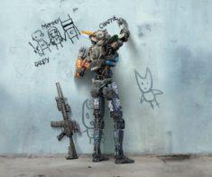 Показ фильма «Робот по имени Чаппи» на английском языке