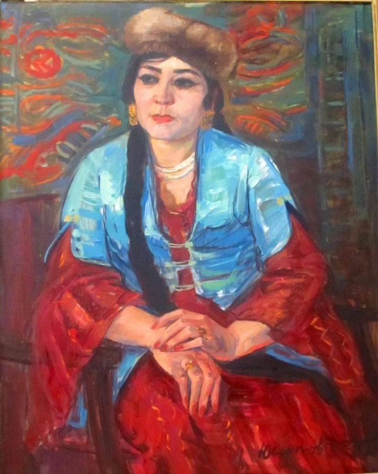 Выставка Зайнитдина Юсупова