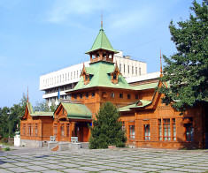 Музей народных музыкальных инструментов им. Ықыласа