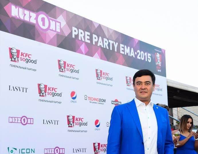 Eurasian Music Awards 2015 пройдет в сентябре
