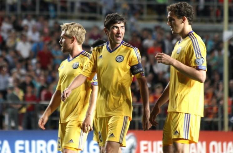 Матч сборной Казахстана по футболу против Кабо-Верде отменен