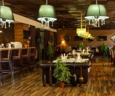 FIRST Restaurant & Lounge Bar