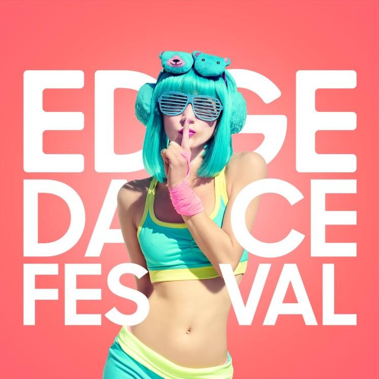 Edge dance festival Алматы