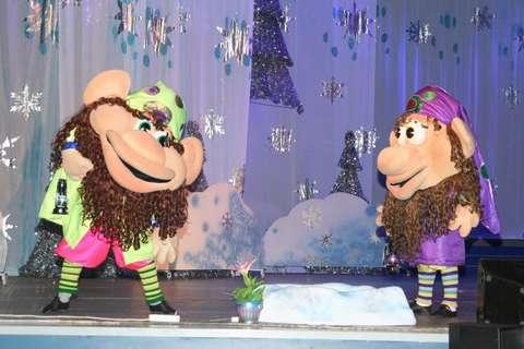 Театр кукол Кайрата Баянова «Сезам»