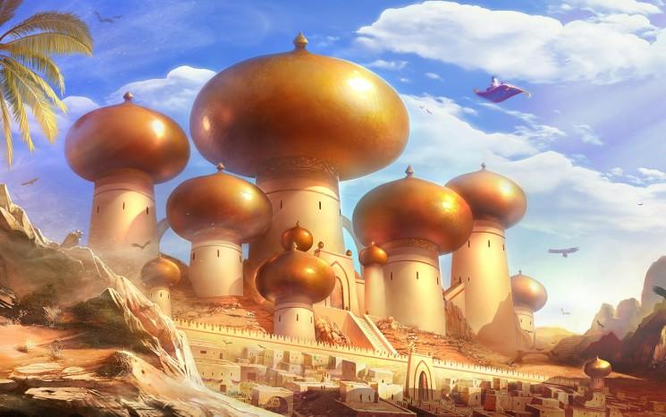 """Мюзикл-сказка """"Приключения в мире снов"""""""