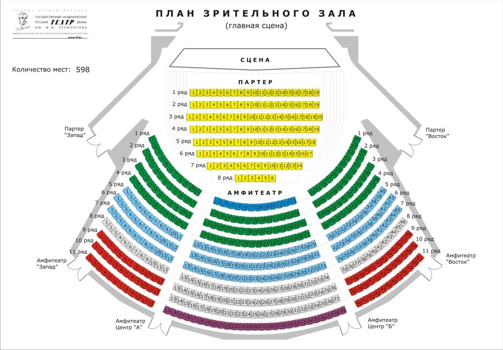 Театр лермонтова (алматы): адрес, фото и отзывы :: syl.ru.