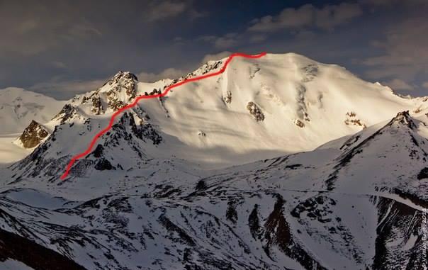 Альпиниада на Пик Молодежный (4 147 м)