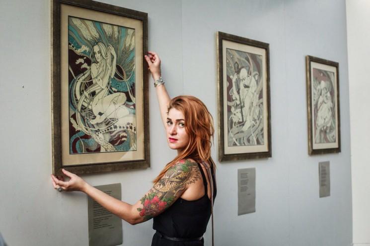 Выставка современного искусства NEW*
