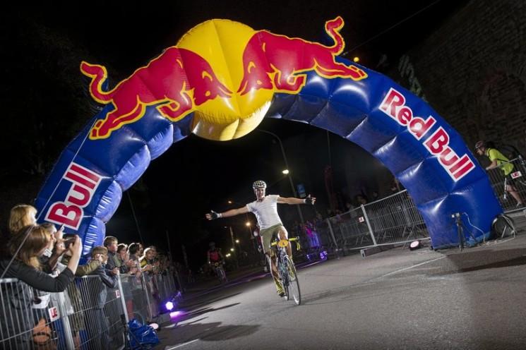 Гонка спринт-апхил Red Bull Hill Chasers
