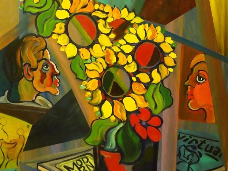Выставка Зураба Церетели