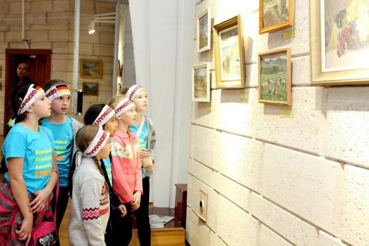 Выставка картин немецких художников