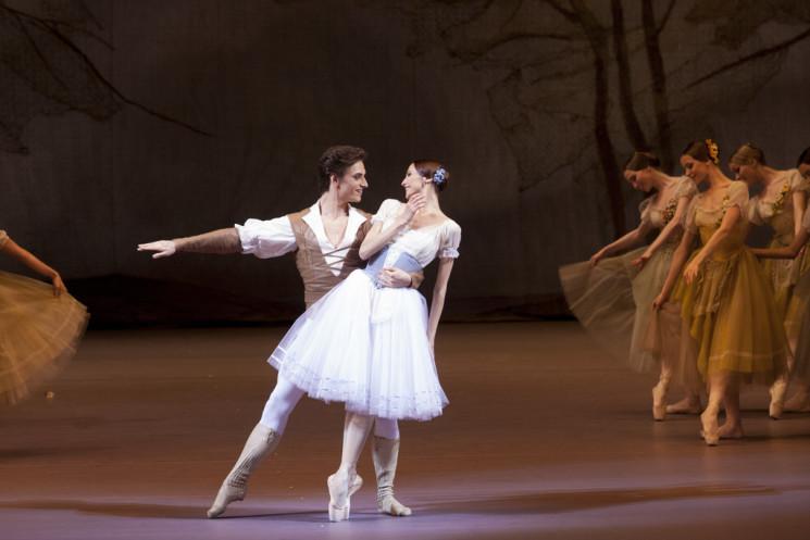 Показ балета «Жизель»