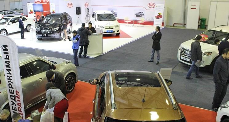 XVIII Казахстанская Международная выставка автомобилей и аксессуаров