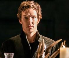 Показ спектакля «Гамлет: Камбербэтч»