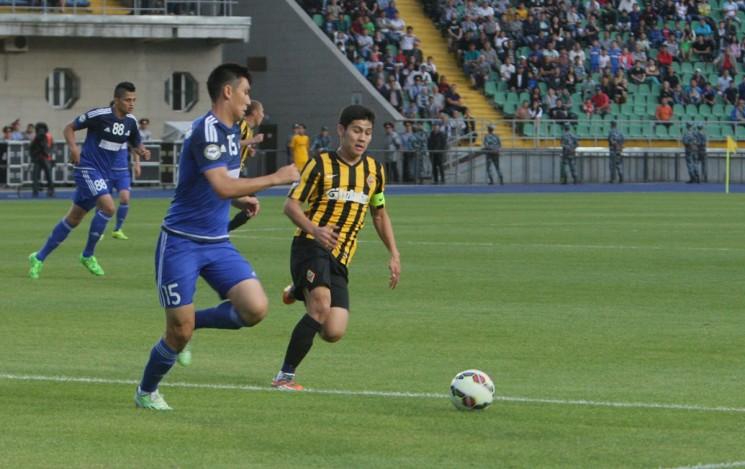 Футбол: Кайрат - Астана