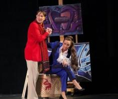 Спектакль «Ищите женщину»
