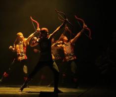 Балет «Легенды великой степи»