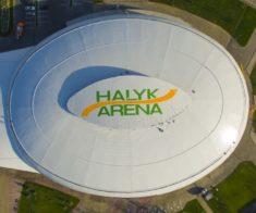 Ледовый дворец Halyk Arena
