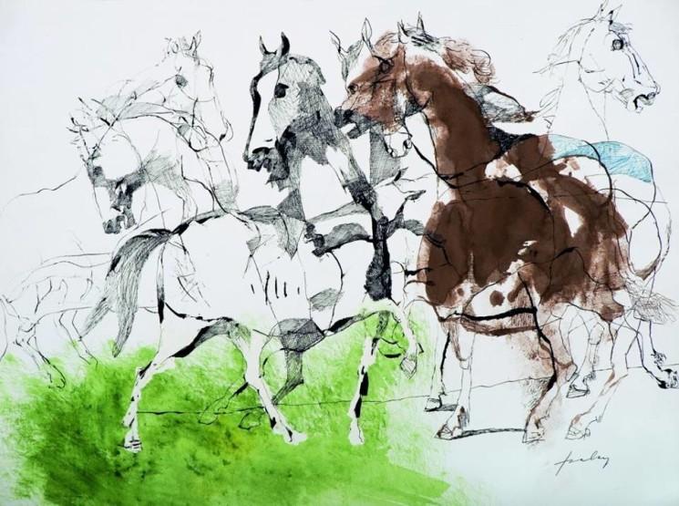 Выставка «Истории мастеров венгерского искусства»